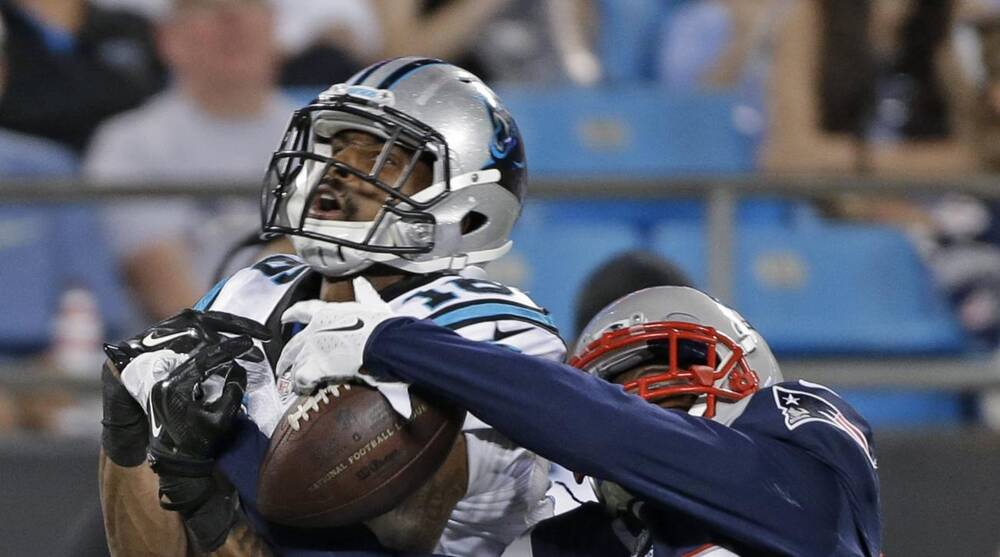Panthers wide receiver position remains in state of flux