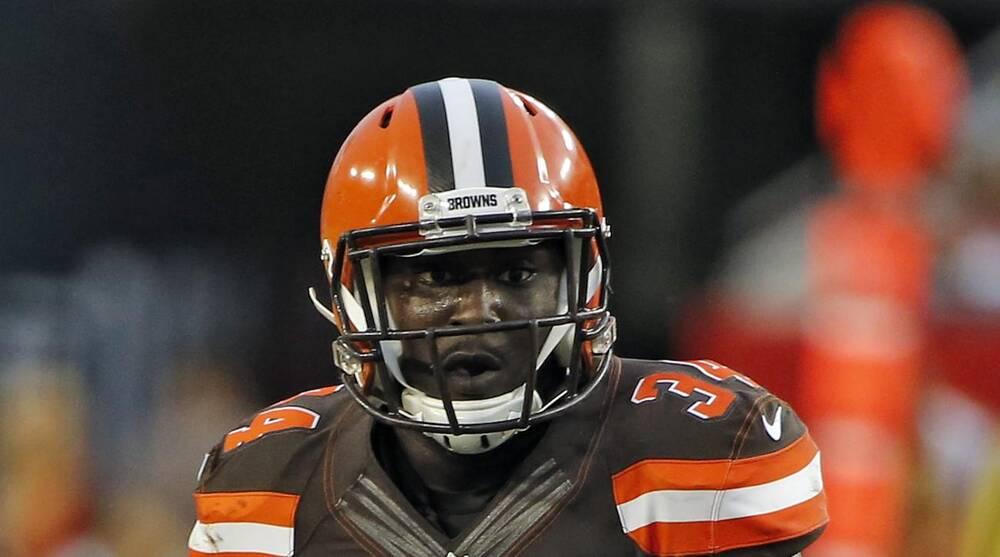 08bd8d3c340 Browns rookie Duke Johnson back from concussion