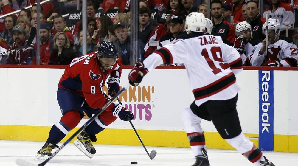 Ovechkin erupts in 3rd as Capitals beat Devils 5-3  24f4664d4