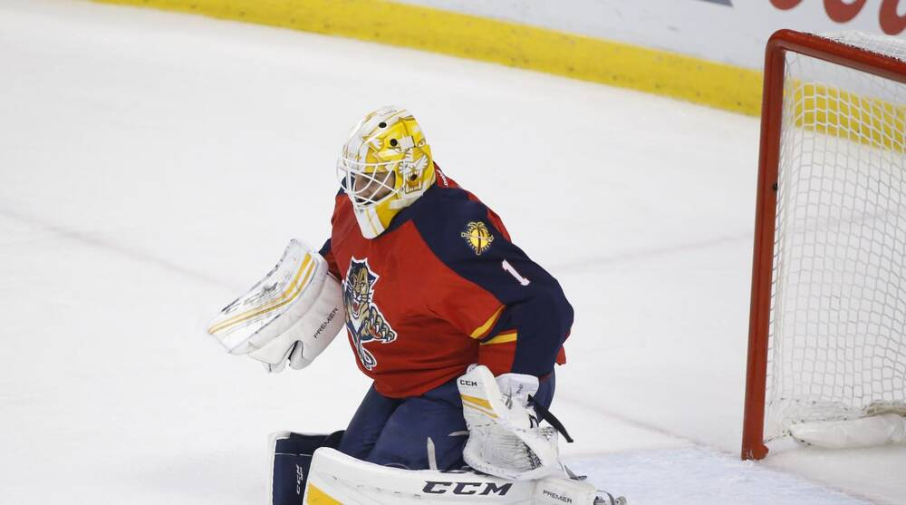 Luongo Bounces Back Panthers Top Isles 3 1 To Even Series Si Com