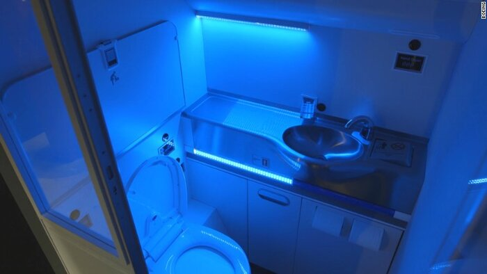Germaphobes Rejoice Someone Has Designed A Selfcleaning Bathroom - Self cleaning bathroom