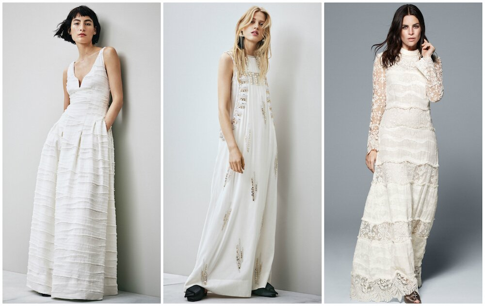 H&M is releasing affordable wedding dresses, and they are beyond ...