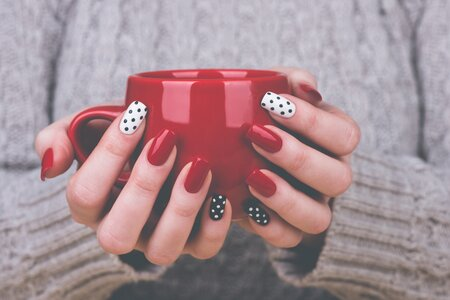 tips for doing your own acrylic nails