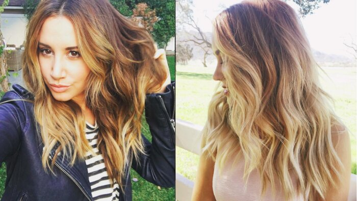 this new tutorial will give you chic wavy hair like lauren conrad