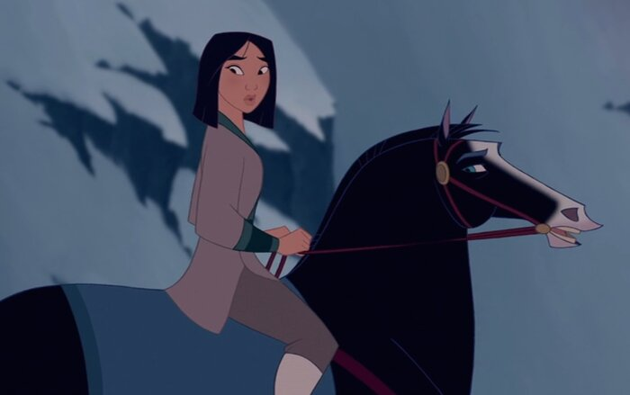 16 things you never noticed about the disney classic mulan