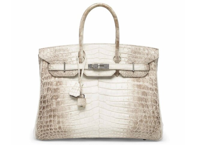 Whoa This Is The Most Expensive Handbag Ever Sold