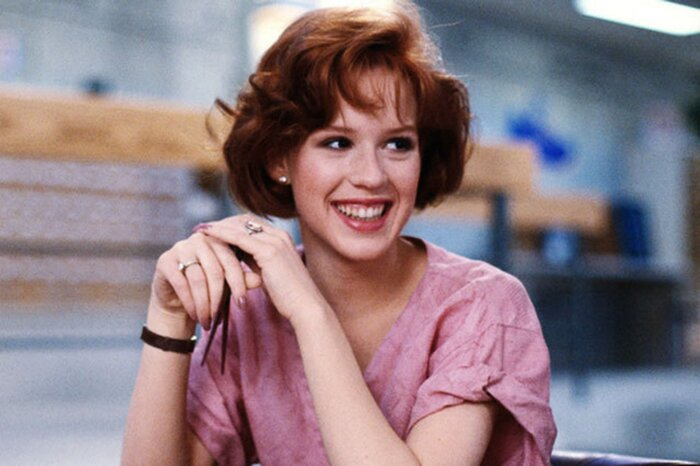 Image result for molly ringwald pretty in pink
