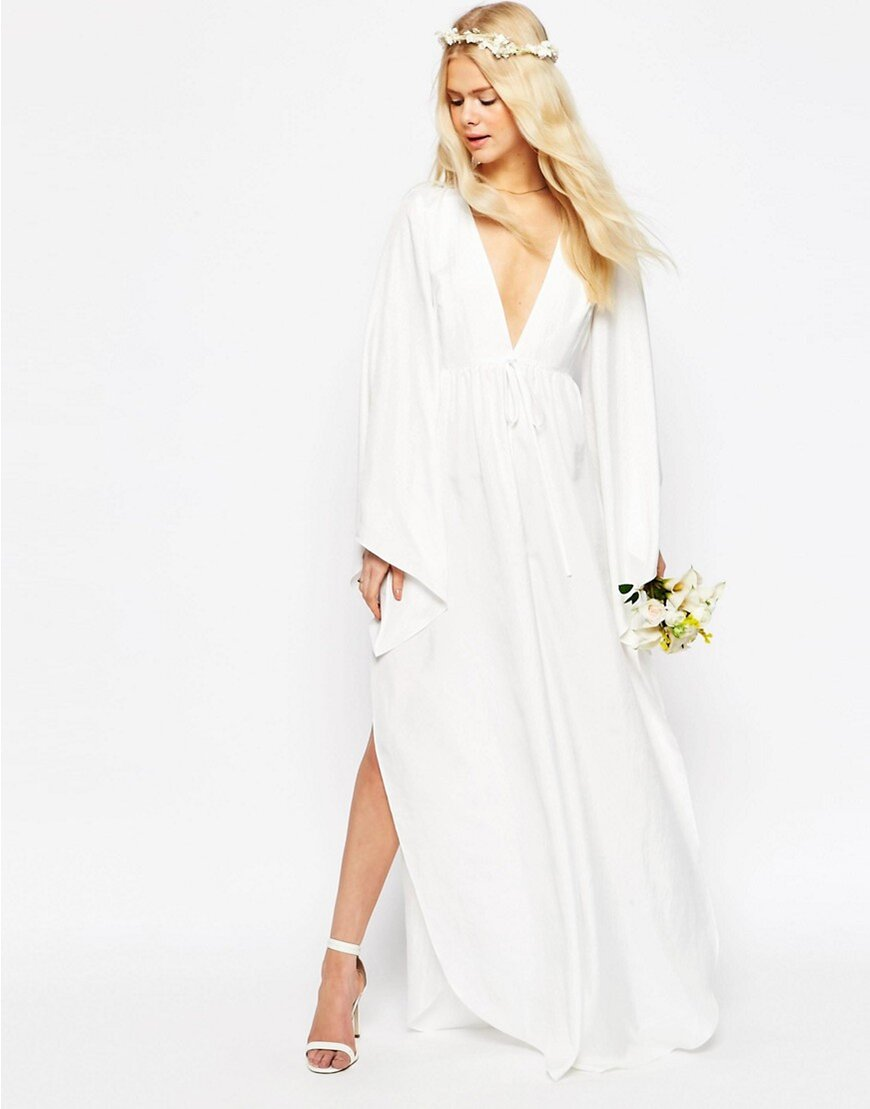 11 chic AND affordable wedding jumpsuits — because yes you can wear ...