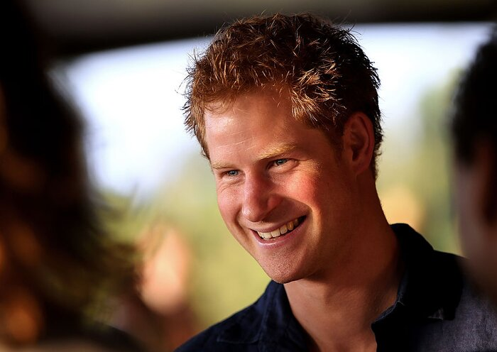 Prince Harry Had The Perfect Response To A Little Girls Marriage