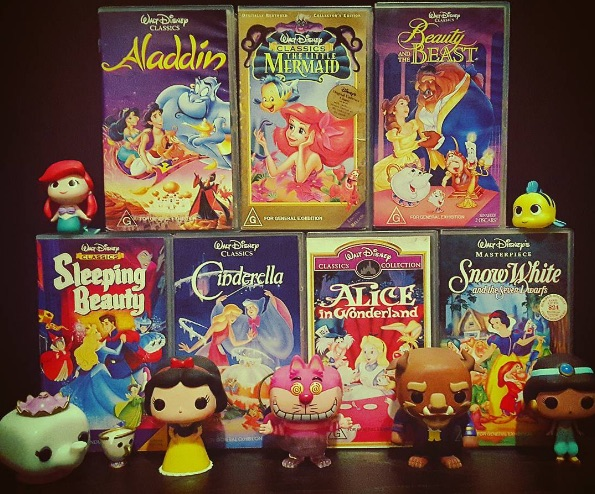 Fyi Your Old Disney Vhs Tapes Could Be Worth 10 000 Hellogiggles