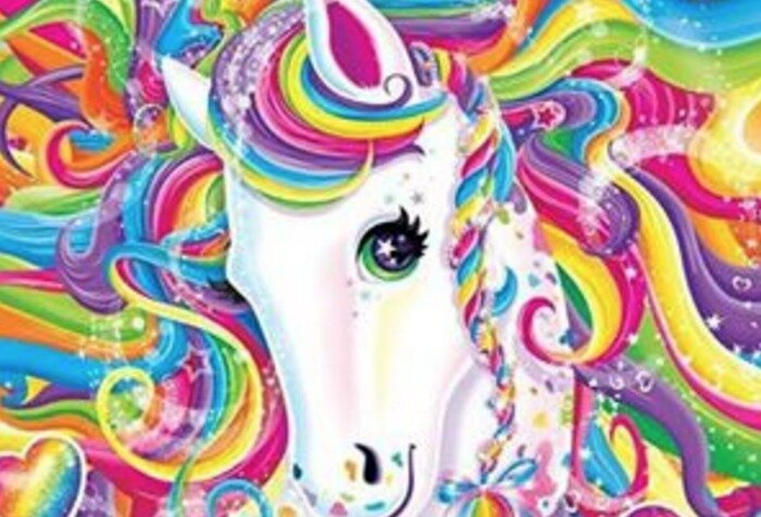Lisa Frank adult coloring books are coming, so basically all of our ...