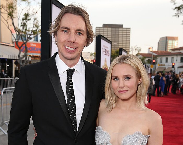 Dax Shepard And Kristen Bell Family