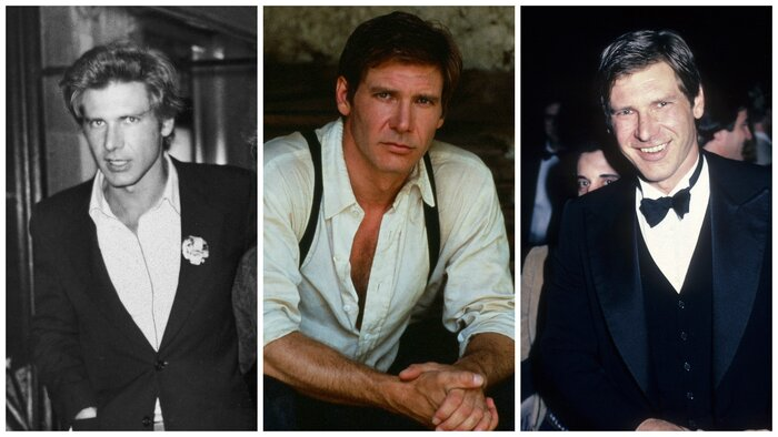 Just a bunch of throwback pictures of harrison ford looking frank edwardsgetty images hulton archivegetty images ron galellagetty images mightylinksfo