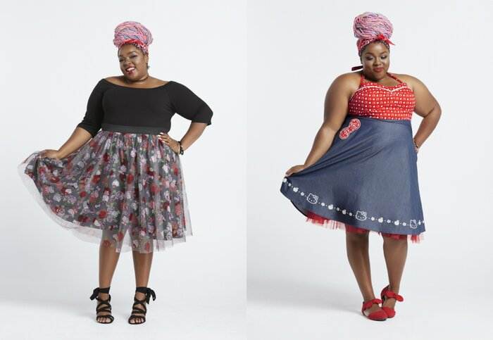 Stop Everything Torrid Just Released A Hello Kitty Plus Size