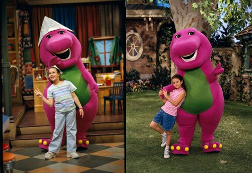 Selena Gomez On Barney Friends Is The Ultimate Throwback A Look You Could Actually Recreate Today