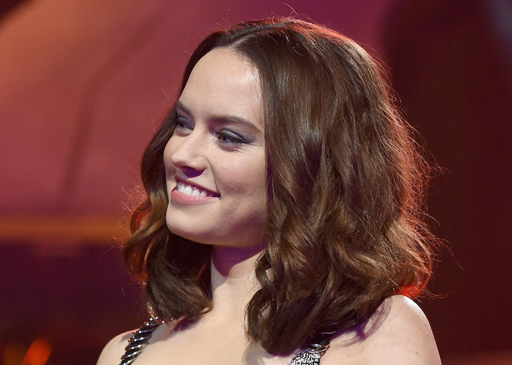 Daisy Ridley Dyed Her Hair Fiery Red, and We're 100-Percent Here forIt