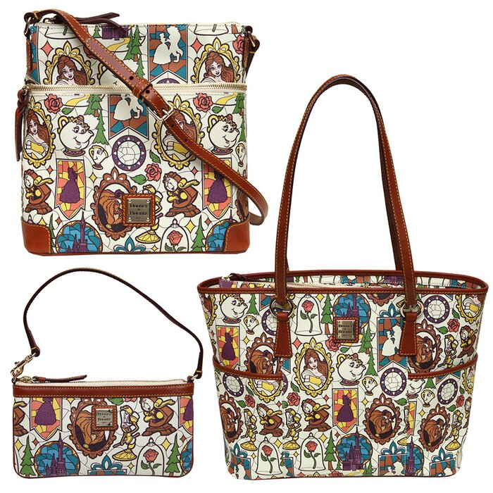 Disney Is Releasing Beauty And The Beast Handbags We Need Them All Right Now Hellogiggles