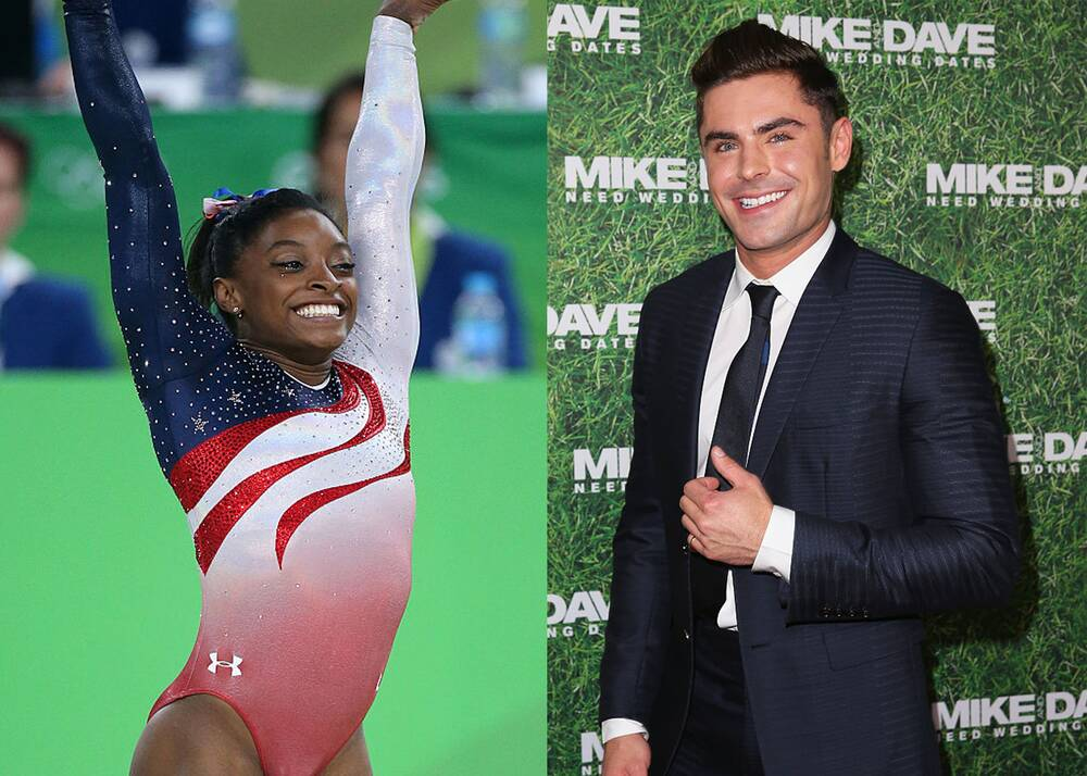 Simone biles dating anyone