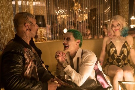 The Director Of Suicide Squad Explains What The Joker S Tattoos