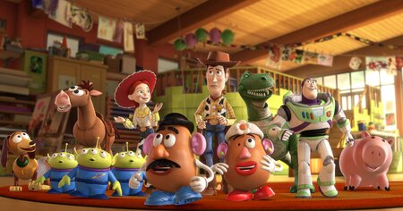 Here S Every Single Toy Story Character In One Picture And Your