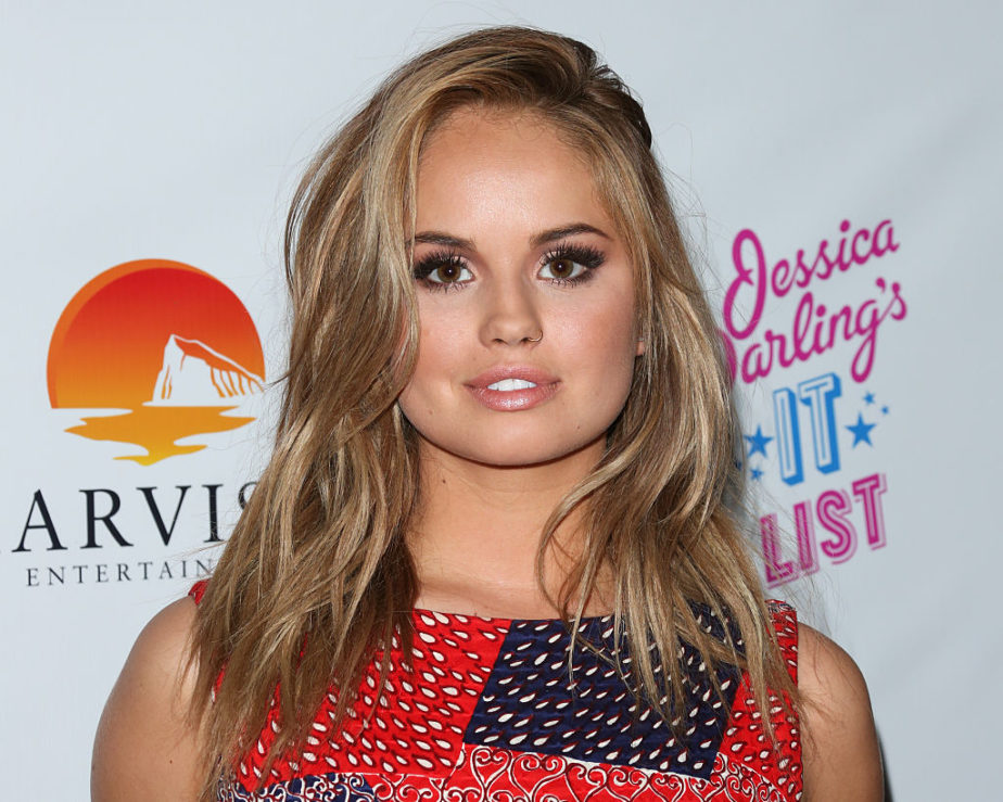Debby Ryan Just Dyed Her Hair Rose Gold And Now We Love This Trend Even More Hellogiggles