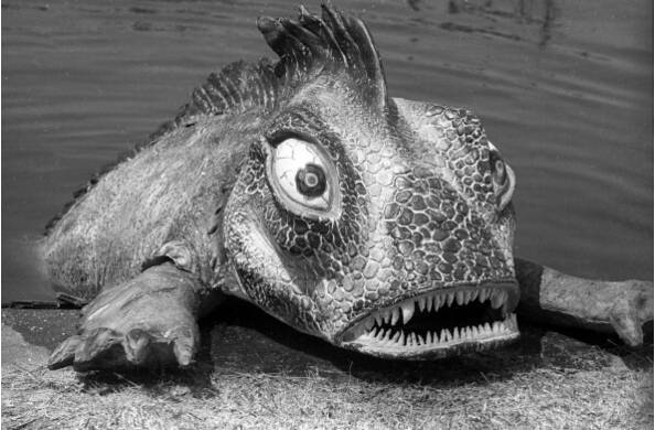 so sea monsters are real and actual paleontologists are studying
