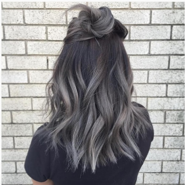 Image result for hair color Grombre