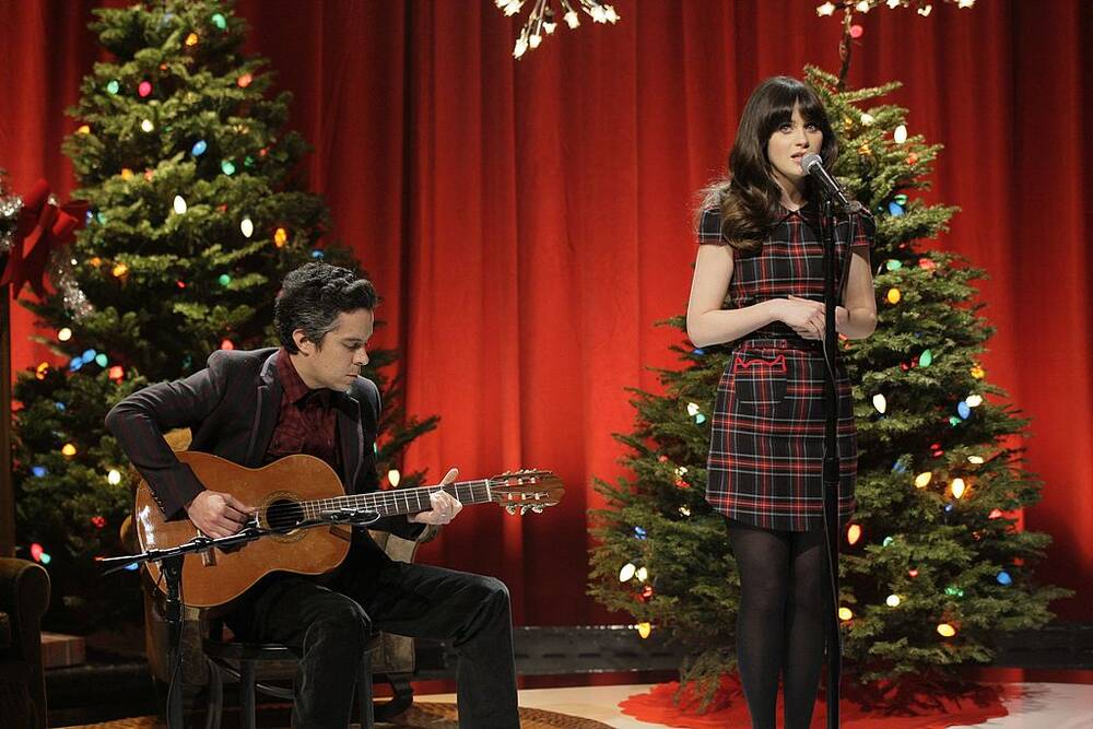 She & Him are blessing our lives with a new Christmas album next ...