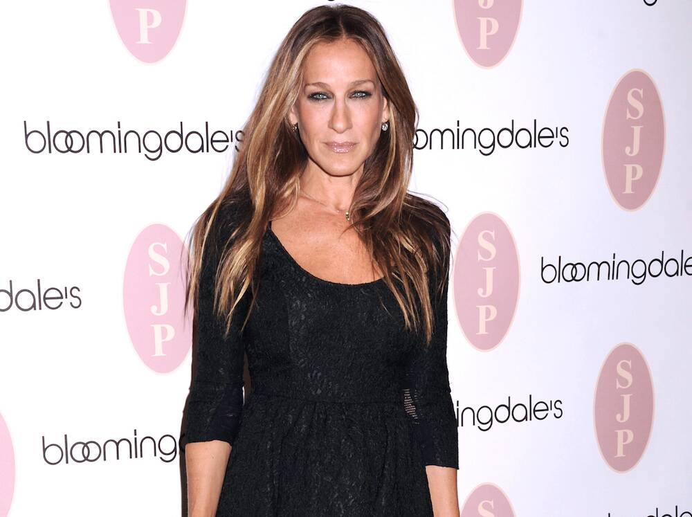 Praise Be To Carrie Bradshaw Sarah Jessica Parker Is Designing A Line Of Lbds Hellogiggles