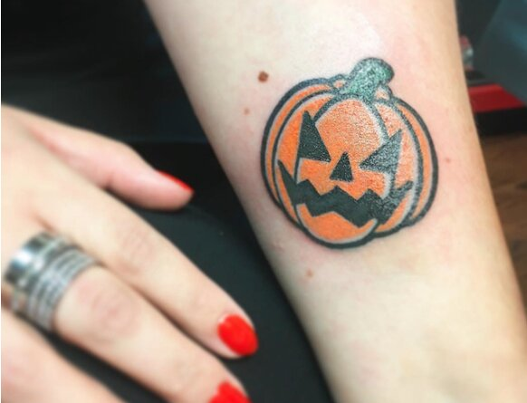 11 pumpkin tattoos to show your undying love for all things