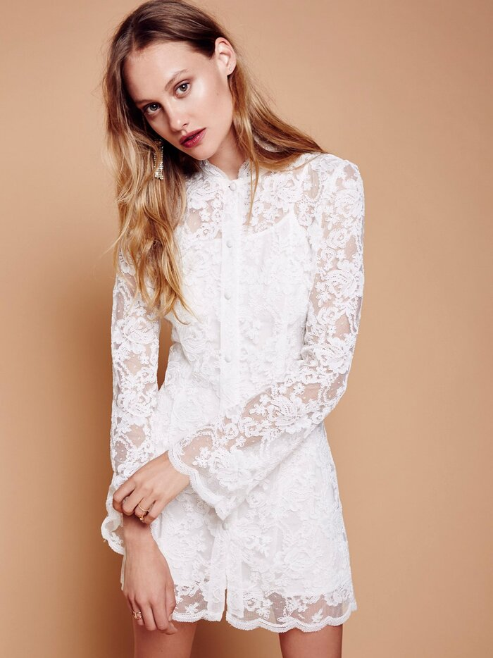 14 wedding dresses that actually aren\'t wedding dresses at all ...