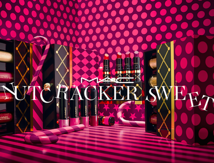 Macs nutcracker sweet collection is the most whimsical and massive mac cosmetics solutioingenieria Image collections