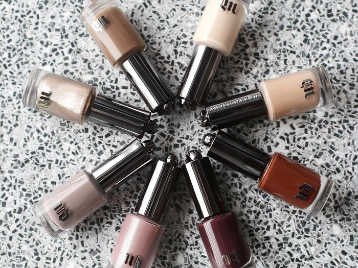 Thank the beauty goddesess: Urban Decay turned their famous Naked ...