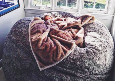 Lovesac pillow | Like Lovesac : The Lovesac Pillow And Other