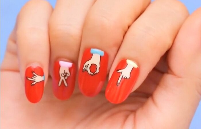 These fascinating DIY nail hacks have us dying to step up our nail ...