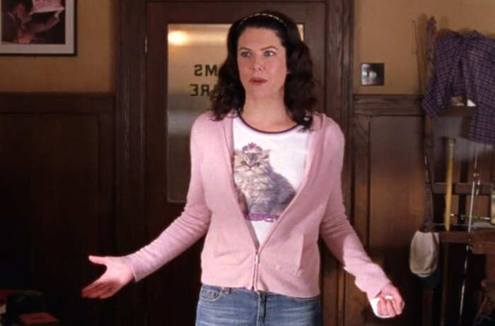 21 Times Gilmore Girls Lorelais Was The Queen Of 2000s