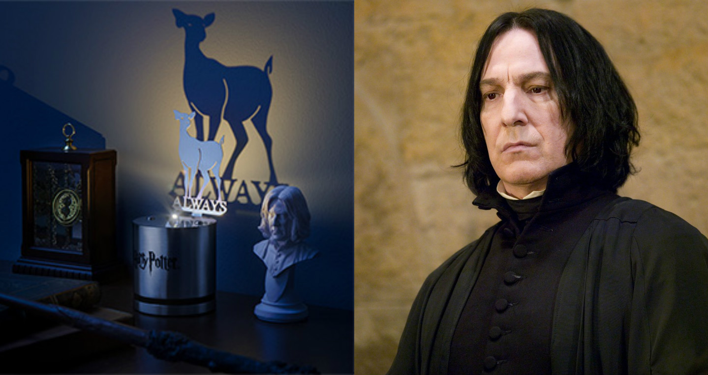 Go Ahead And Buy This Harry Potter Snape Lamp After You Re Done