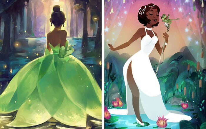 These never before seen images of disneys princess tiana are these never before seen images of disneys princess tiana are absolutely stunning hellogiggles thecheapjerseys Images