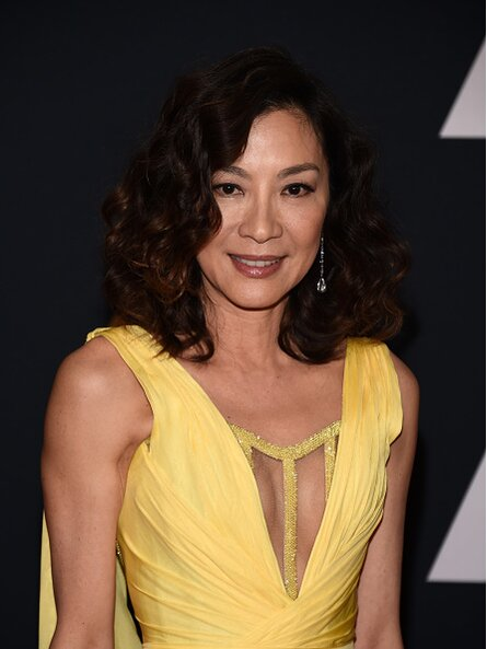 Michelle Yeoh Produces Billon Dollar Whale Movie | Fly FM