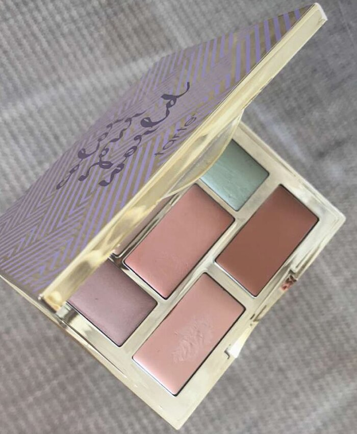 Rainforest Of The Sea Wipeout Color Correcting Palette by Tarte #14