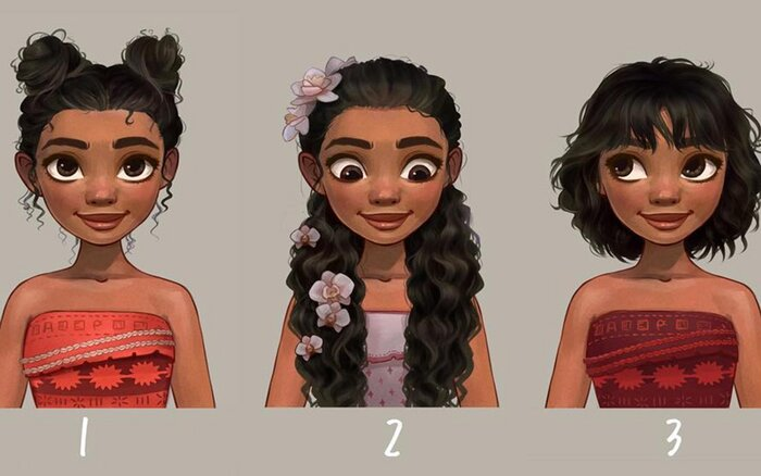 An artist reimagined these Disney princesses with different ...