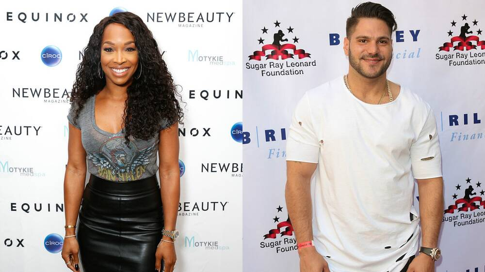 Who is malika dating after ronnie