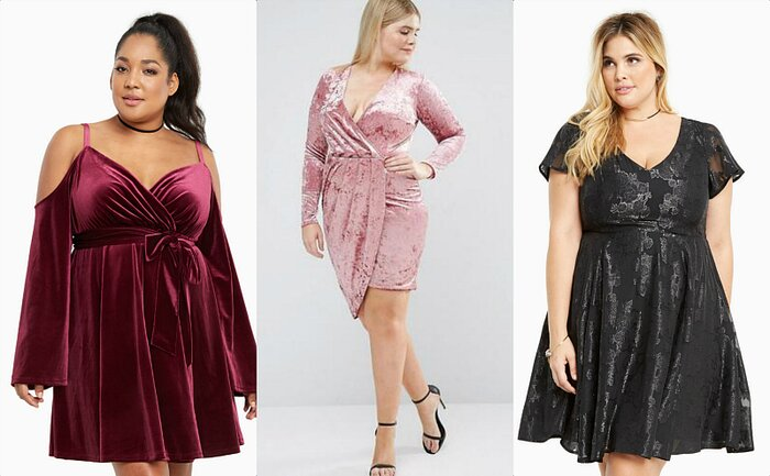 20 Glamorous Plus Size Dresses You Can Rock For New Years Eve