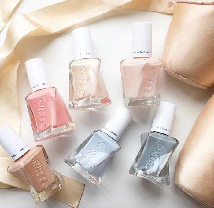 Essie\'s new ballerina-inspired gel nail polish collection is \