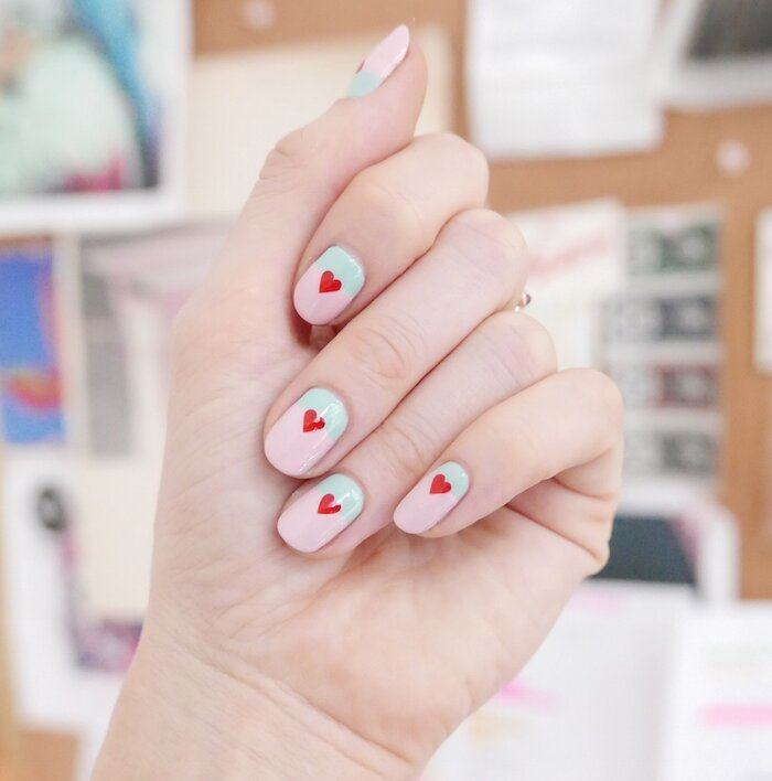 Celebrity nail artist Madeline Poole teaches us how to do cute ...