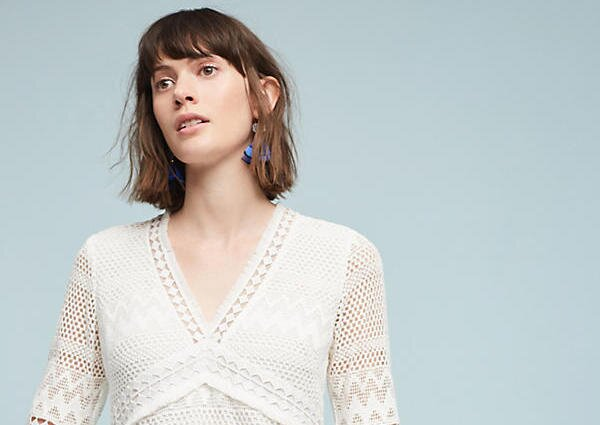Six spring wedding dresses so casual you could wear them to anything ...