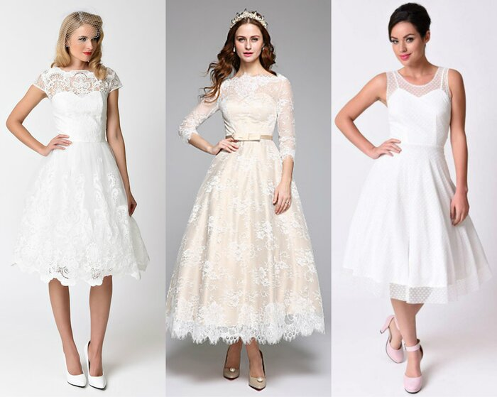 Here are 22 affordable retro-inspired wedding dresses that won\'t ...
