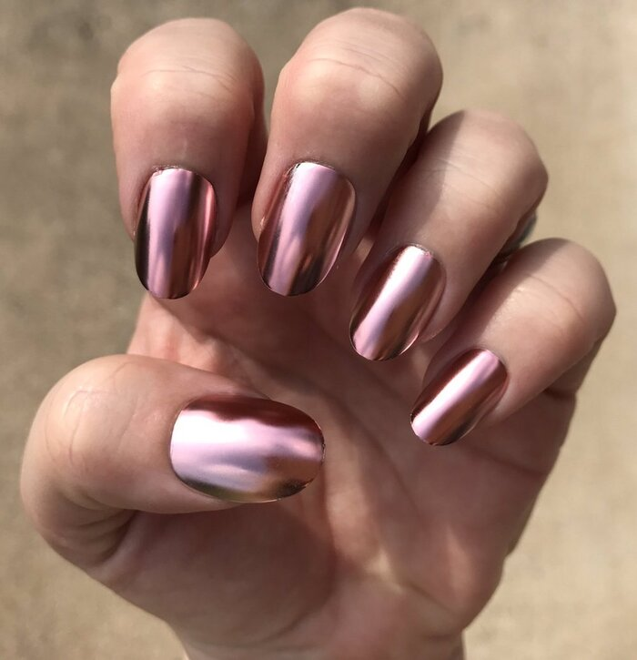 These reusable pop-on nails will make it look like you just got a ...