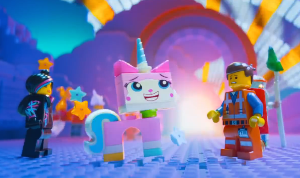 "The best character from the ""Lego Movie"" is getting her own spinoff ..."