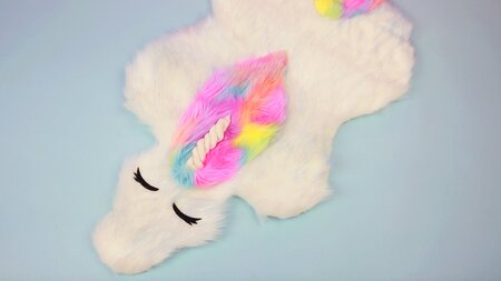 This Diy Unicorn Rug Is Basically The Magic Carpet You Ve Always